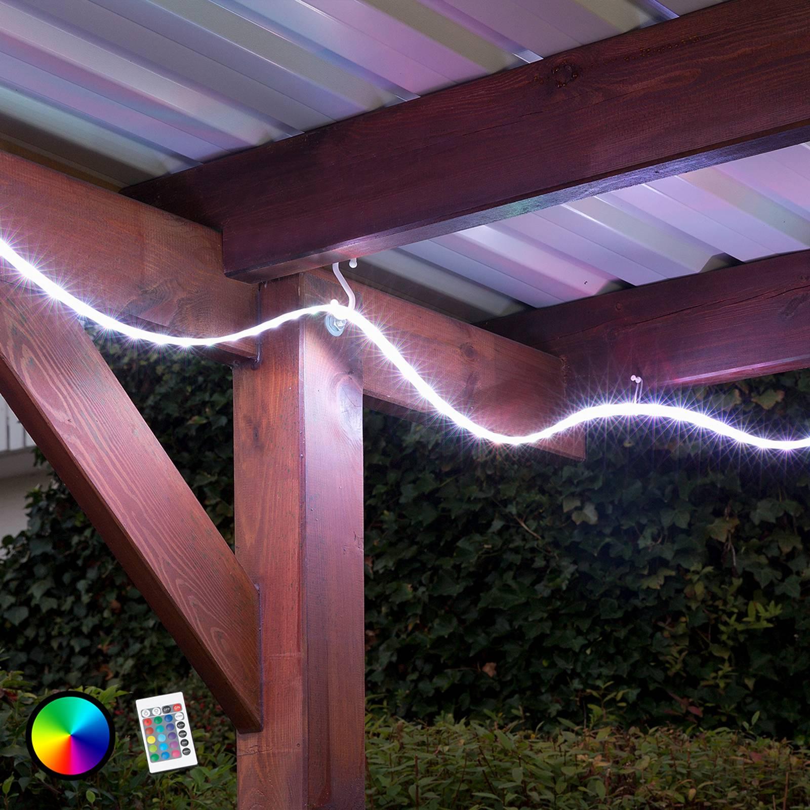 RGB-LED-Strip Ora für außen inklusive FB, 500 cm günstig online kaufen