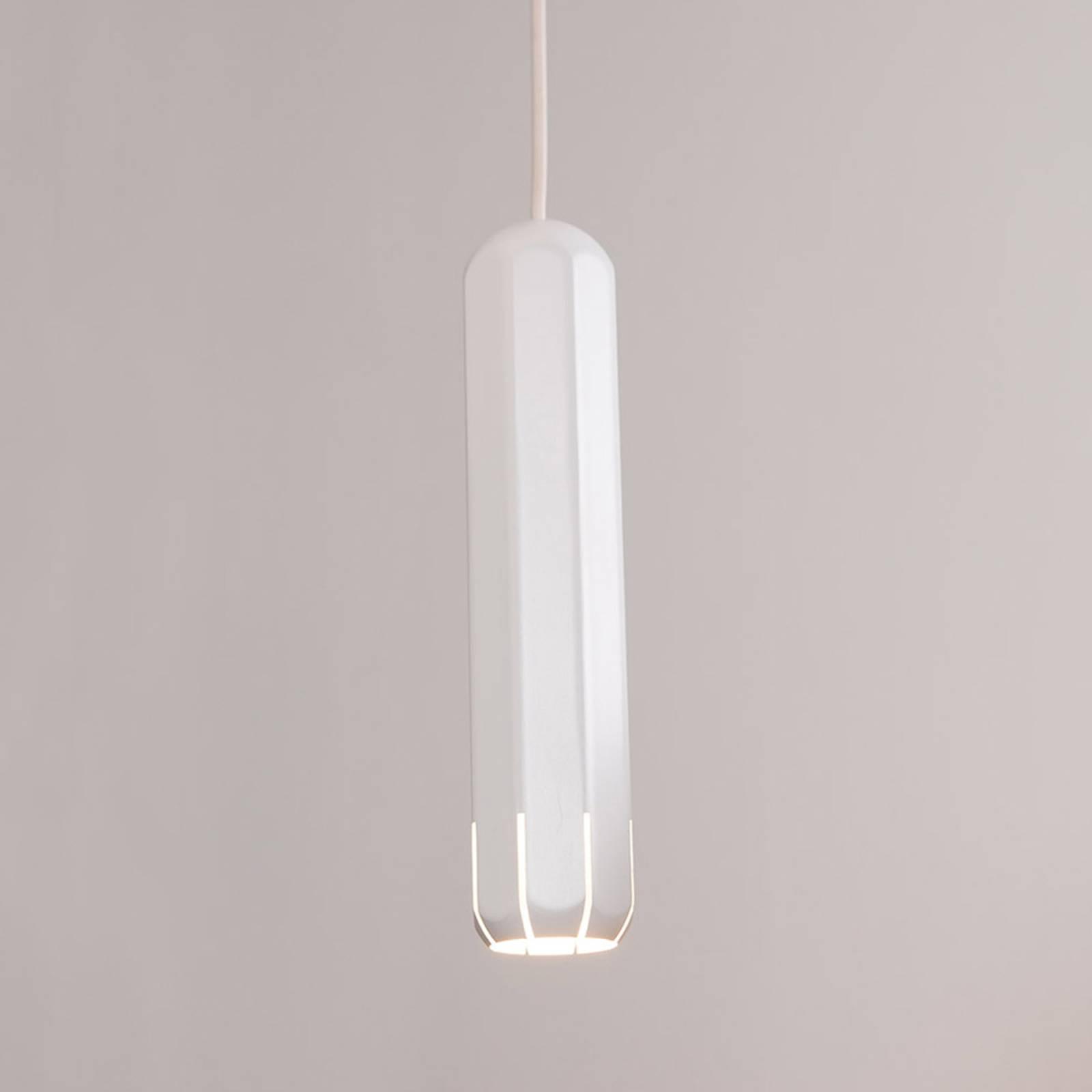 Innermost Brixton Spot 20 LED-Pendellampe, weiß günstig online kaufen