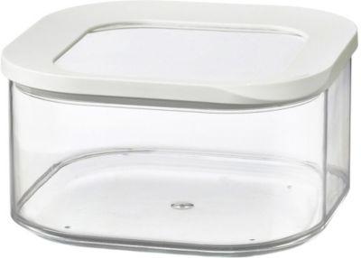 Mepal Vorratsdose 1,25 l  Modula ¦ transparent/klar ¦ Kunststoff Küchenzube günstig online kaufen