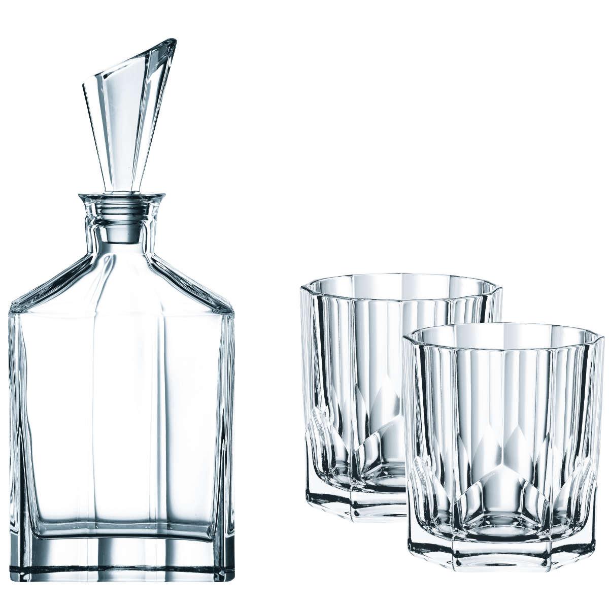 Nachtmann Aspen Whisky-Set Glas 3-tlg. günstig online kaufen