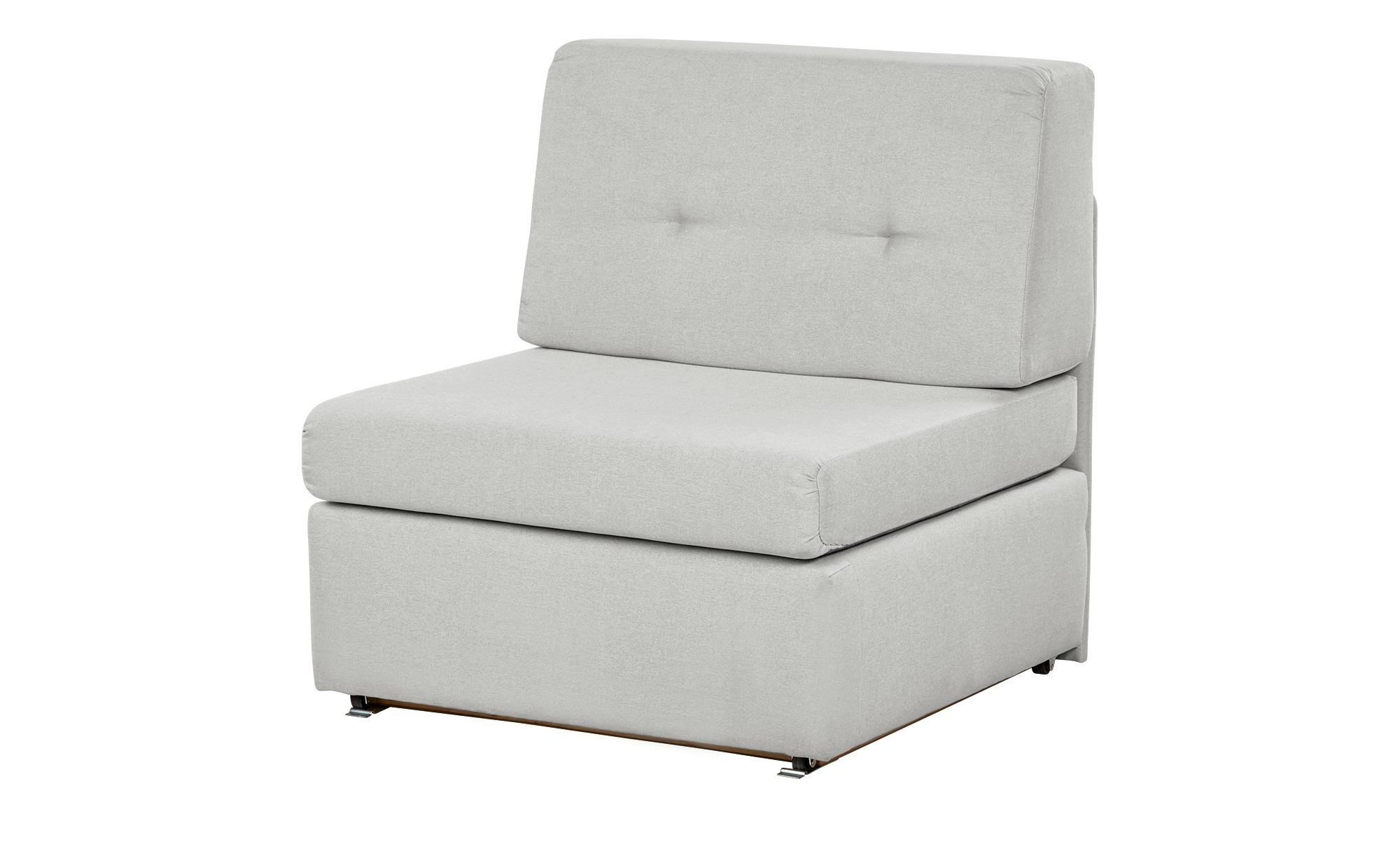 smart Schlafsessel  Sabia ¦ grau Polstermöbel > Sessel > Schlafsessel - Höf günstig online kaufen