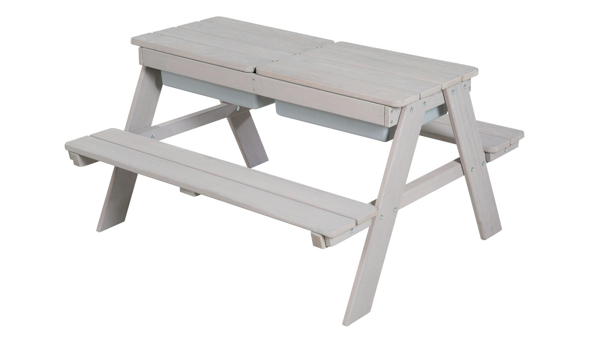 roba Kindersitzgruppe PICKNICK for 4' Outdoor +, mit 2 Spielwannen günstig online kaufen