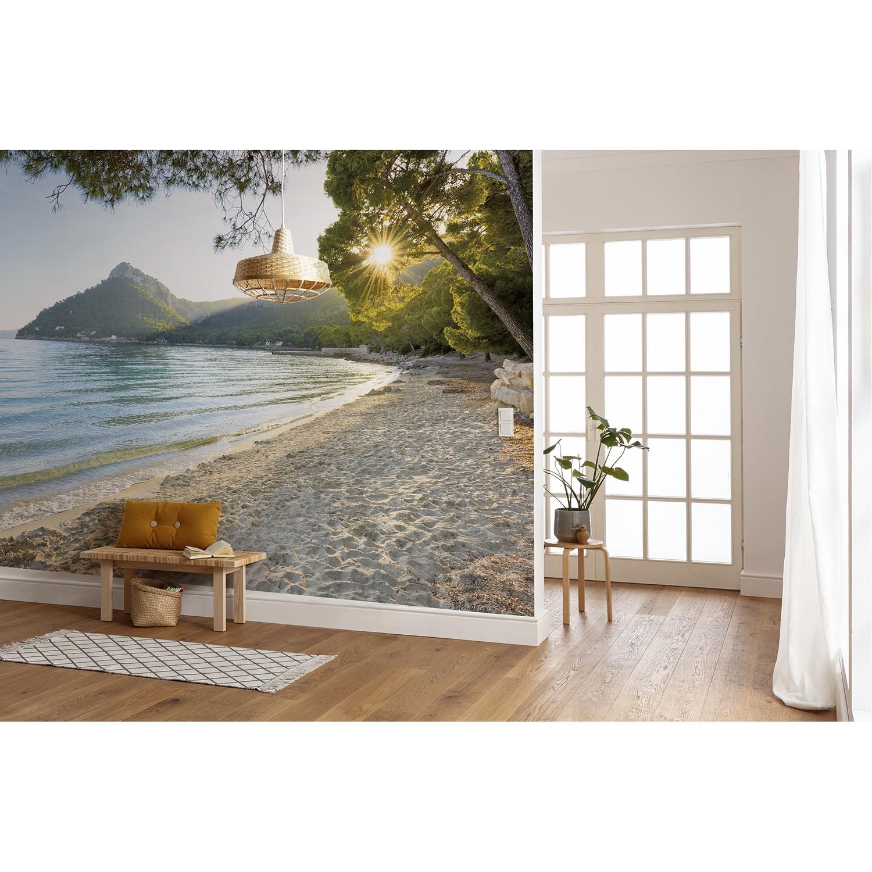 Komar Fototapete »Lonely Paradise«, glatt, mehrfarbig, natürlich, bedruckt, günstig online kaufen