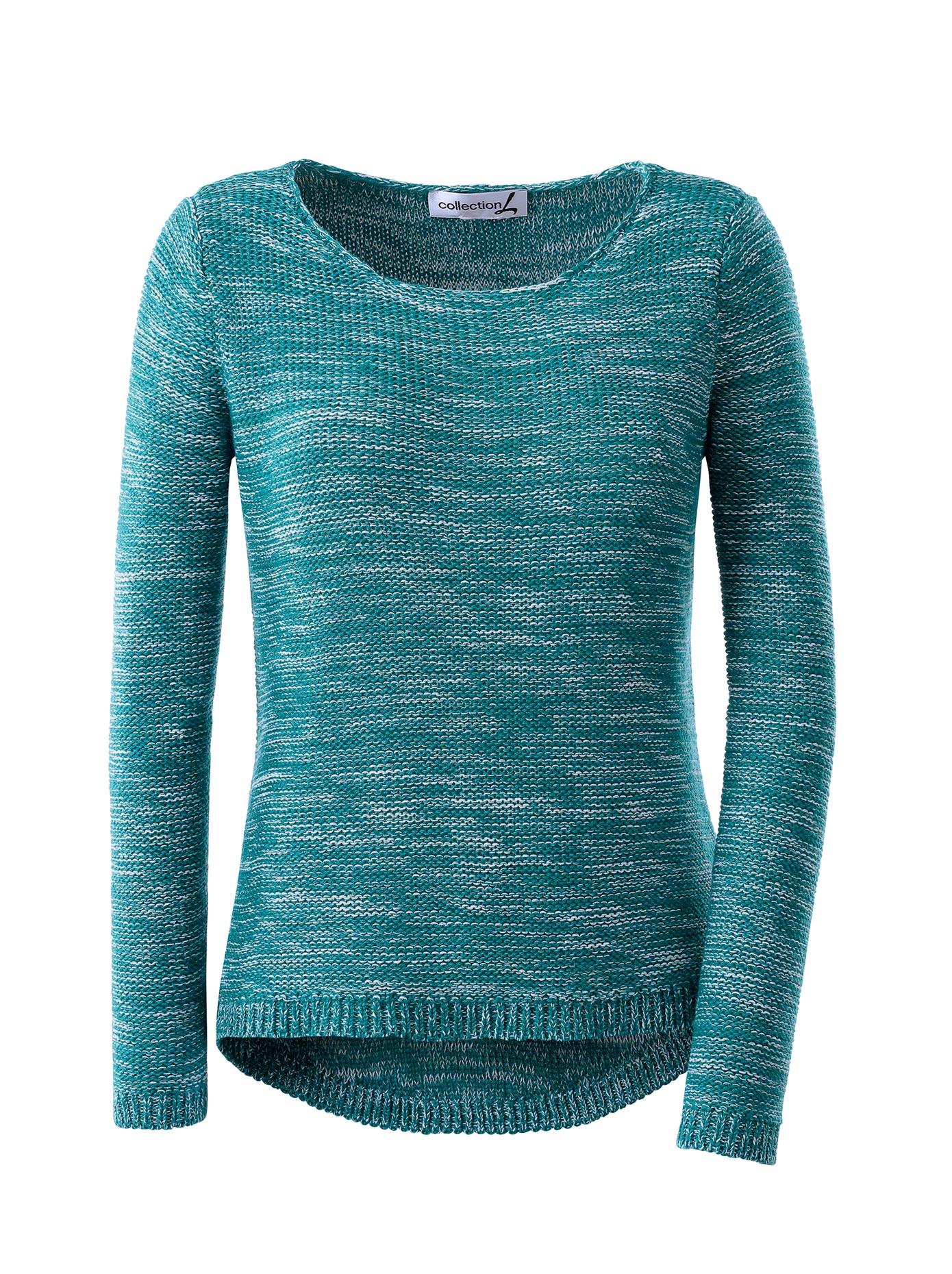 Casual Looks Rundhalspullover Pullover günstig online kaufen