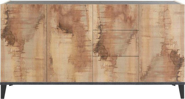 INOSIGN Sideboard »sunrise«, Breite 160 cm günstig online kaufen