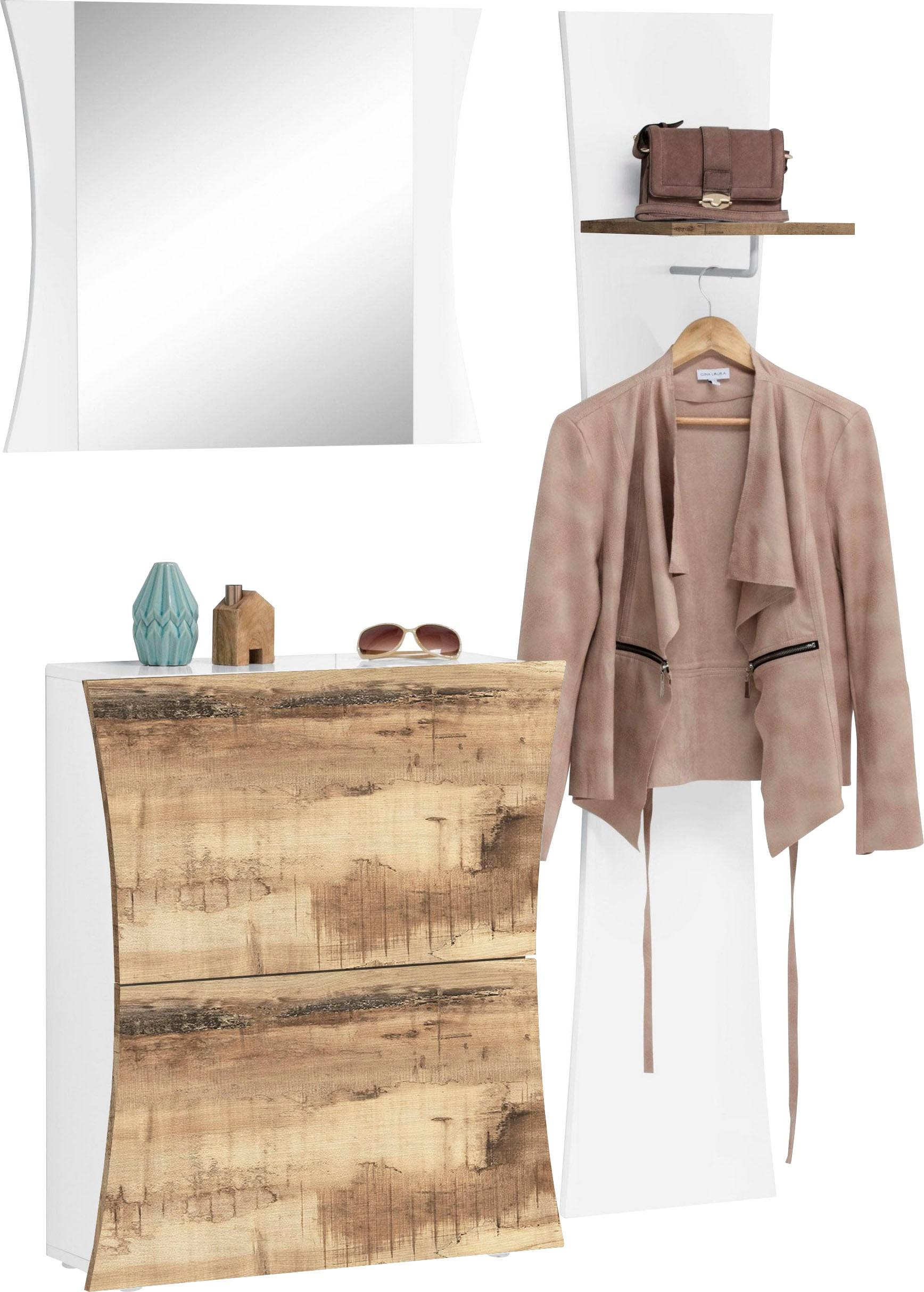 Tecnos Garderoben-Set Arco, (Set, 3 St.) günstig online kaufen