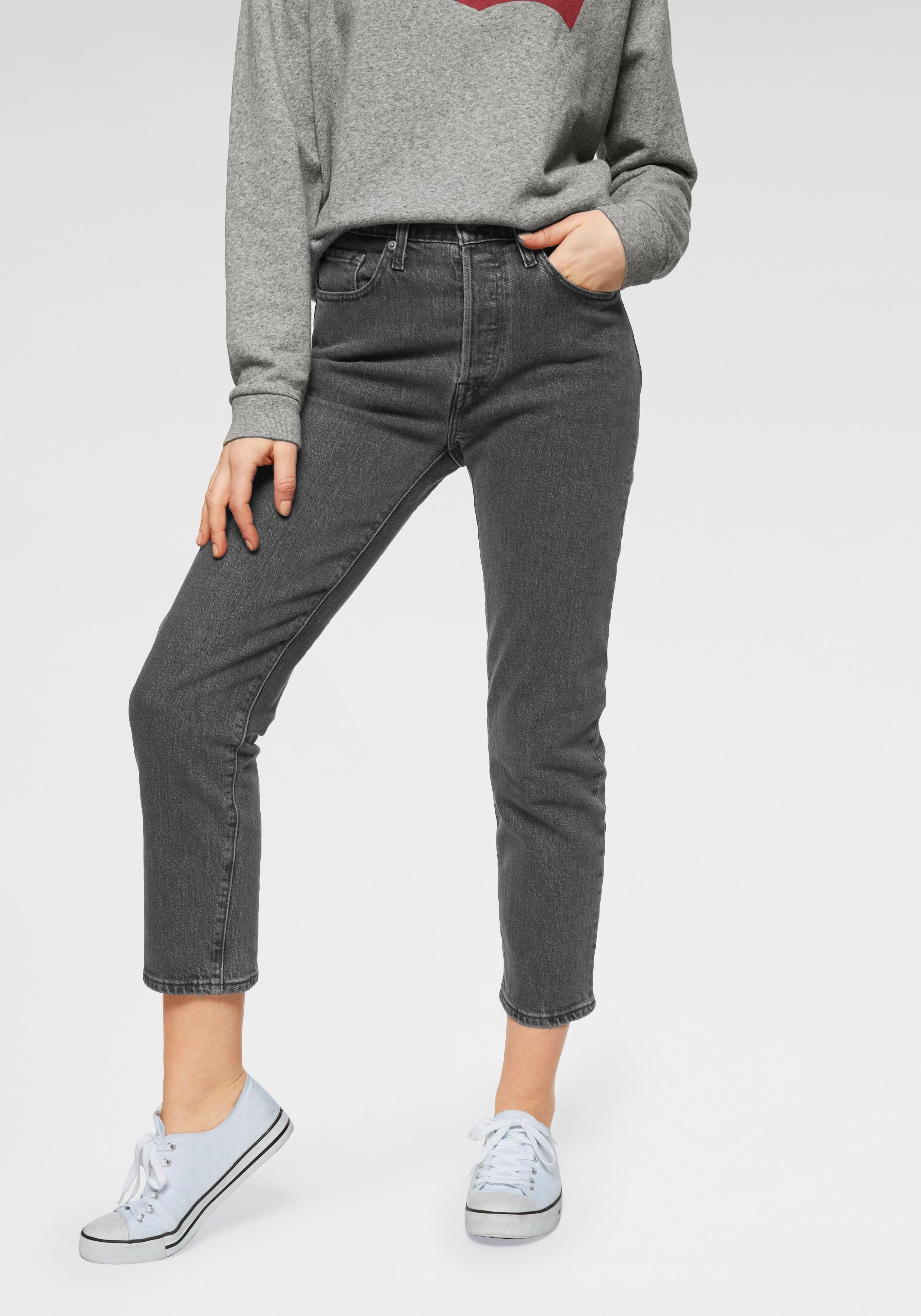 Levi's 7/8-Jeans 501 Crop - by GNTM günstig online kaufen