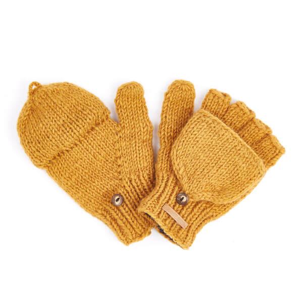 Schurwollhandschuhe, Handgestrickt günstig online kaufen