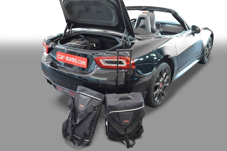 CAR-BAGS Reisetaschen Fiat 124 Spider 2016-heute günstig online kaufen