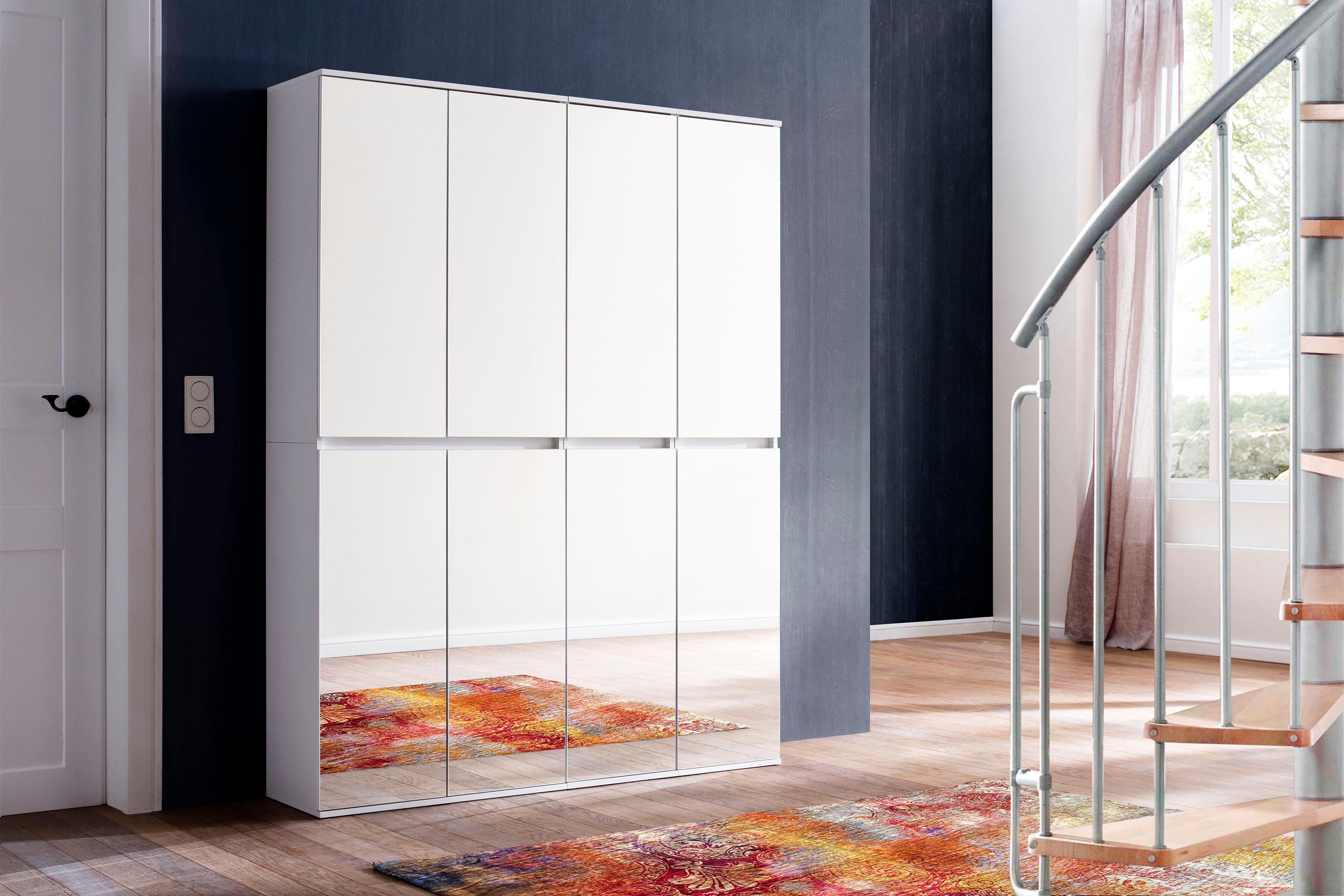 trendteam Garderoben-Set Mirror günstig online kaufen