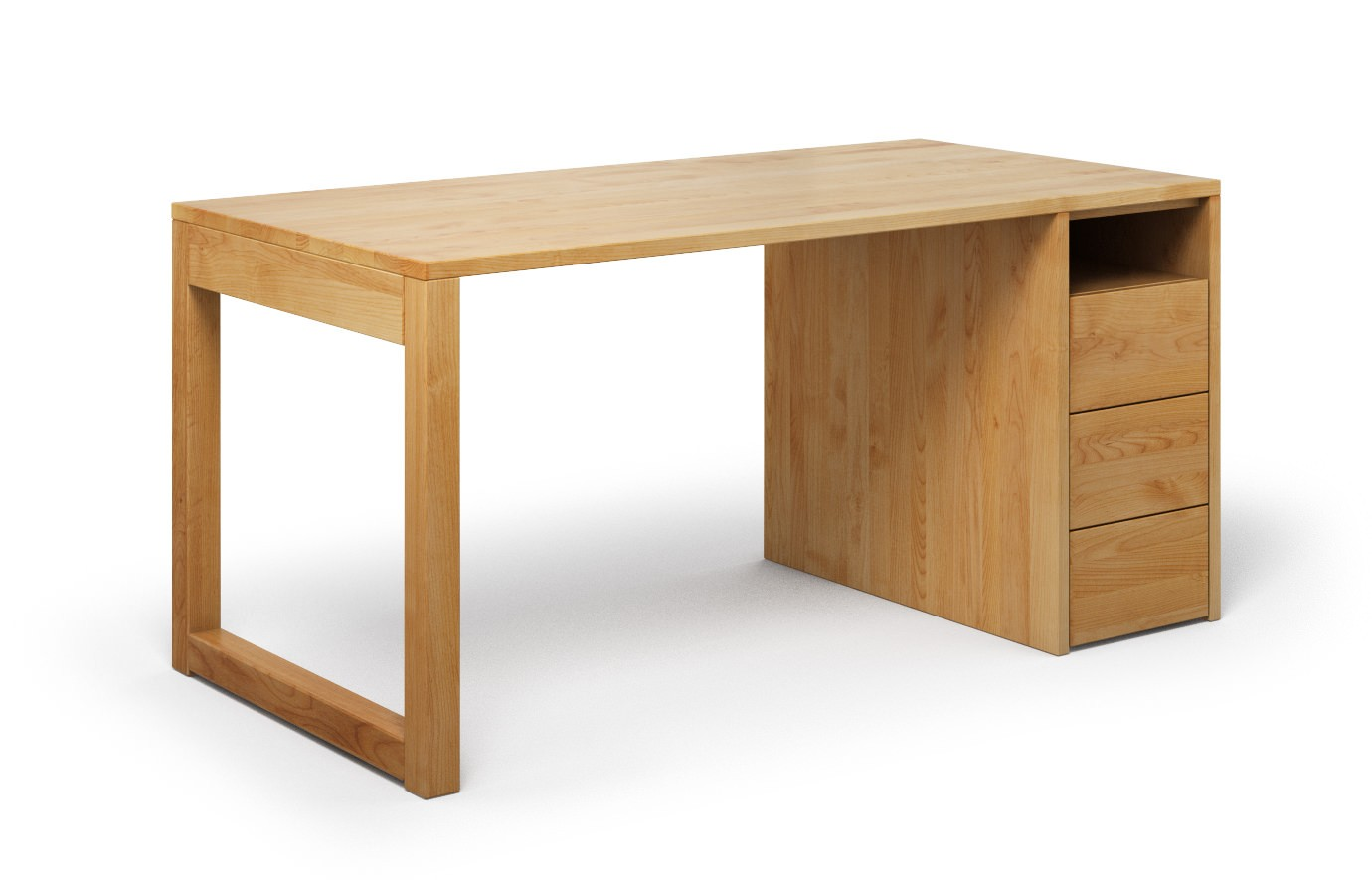 Schreibtisch Cantus aus Erle günstig online kaufen