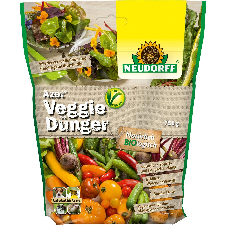 Neudorff Azet Veggie-Dünger 750 g vegan günstig online kaufen