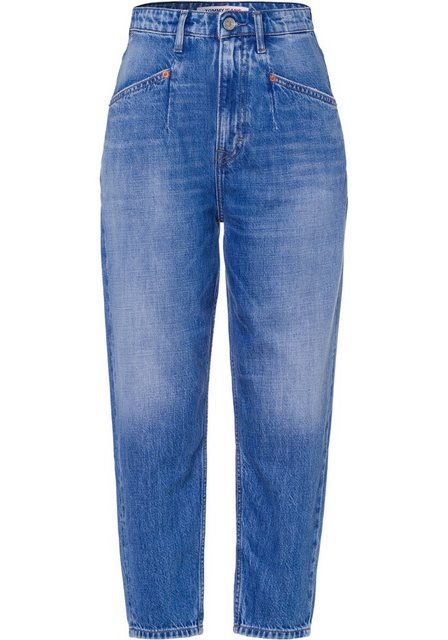 Tommy Jeans Mom-Jeans »MOM JEAN UHR TPRD AE632 MBC« mit modischer Taschenfo günstig online kaufen