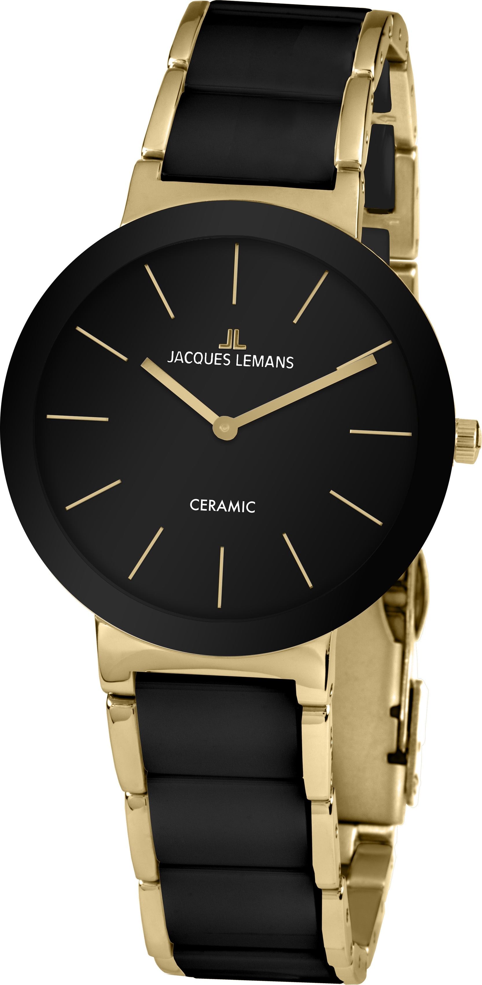 Jacques Lemans Quarzuhr High-Tech Ceramic, 42-7E günstig online kaufen