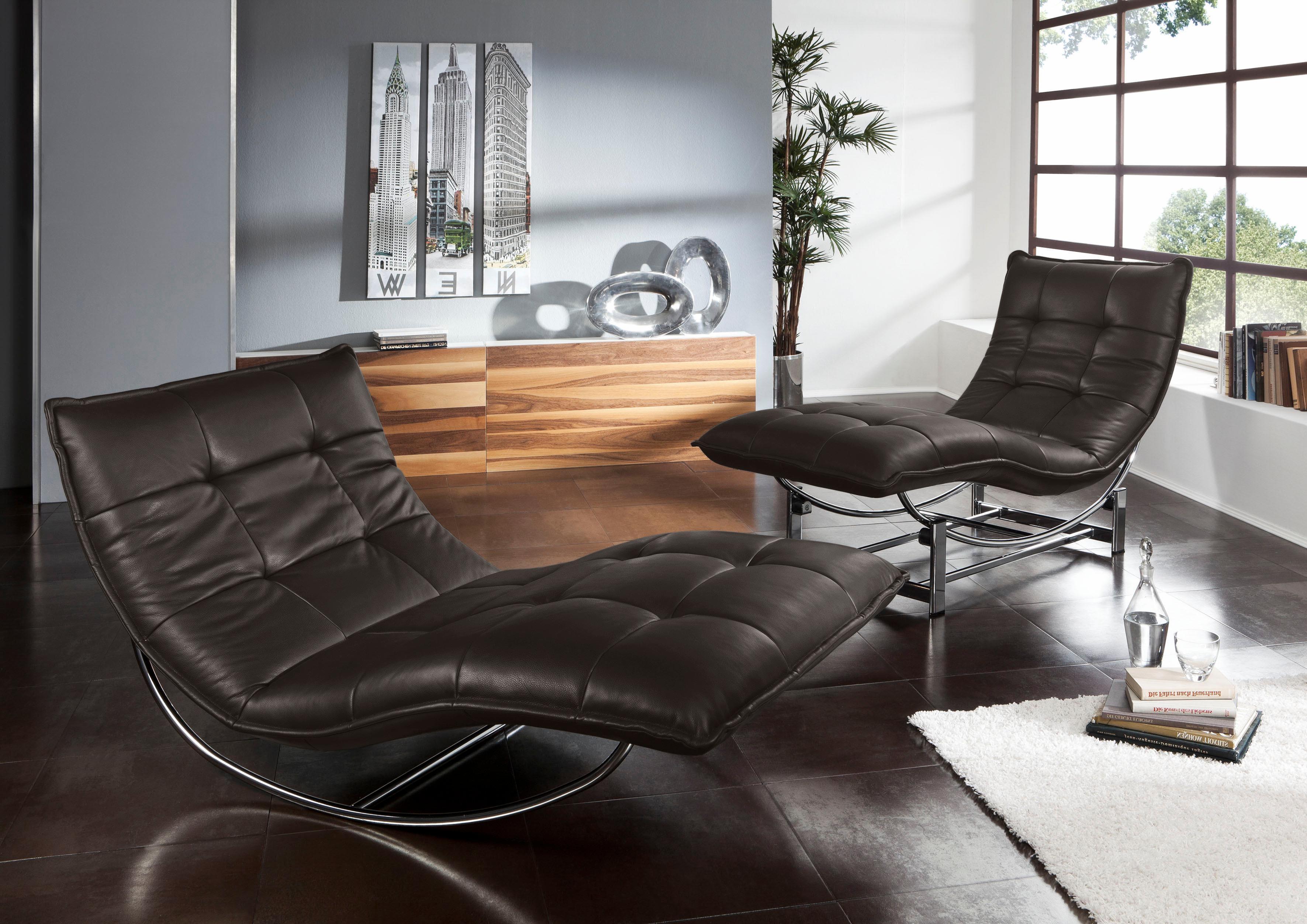 W.SCHILLIG Relaxliege woow, mit Kopfteilverstellung, in 3 Breiten, designed günstig online kaufen