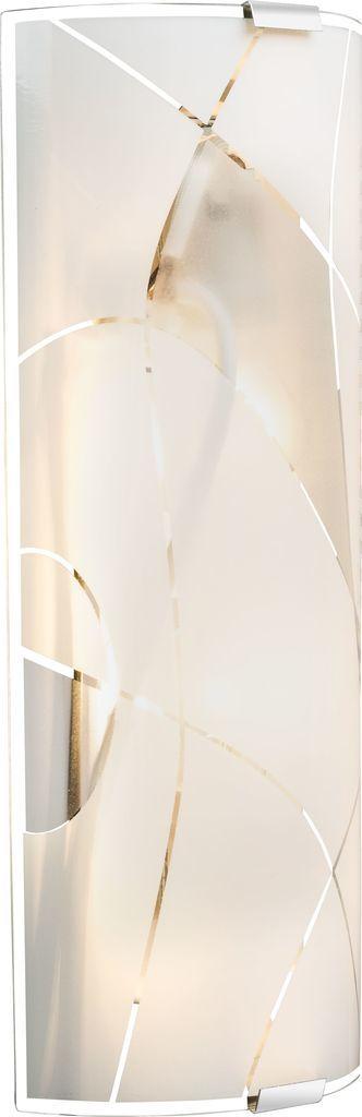 Globo Büro Wandleuchten Wandleuchte Weiß, Weiß, 40403W1 günstig online kaufen