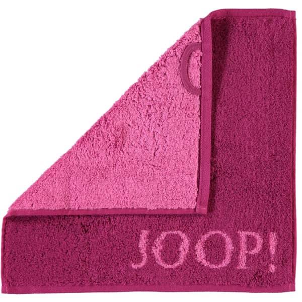 JOOP! Classic - Doubleface 1600 - Farbe: Cassis - 22 Seiflappen 30x30 cm günstig online kaufen