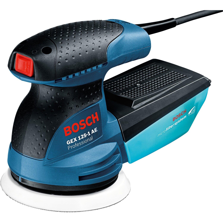 Bosch Professional Exzenterschleifer GEX 125-1 AE günstig online kaufen
