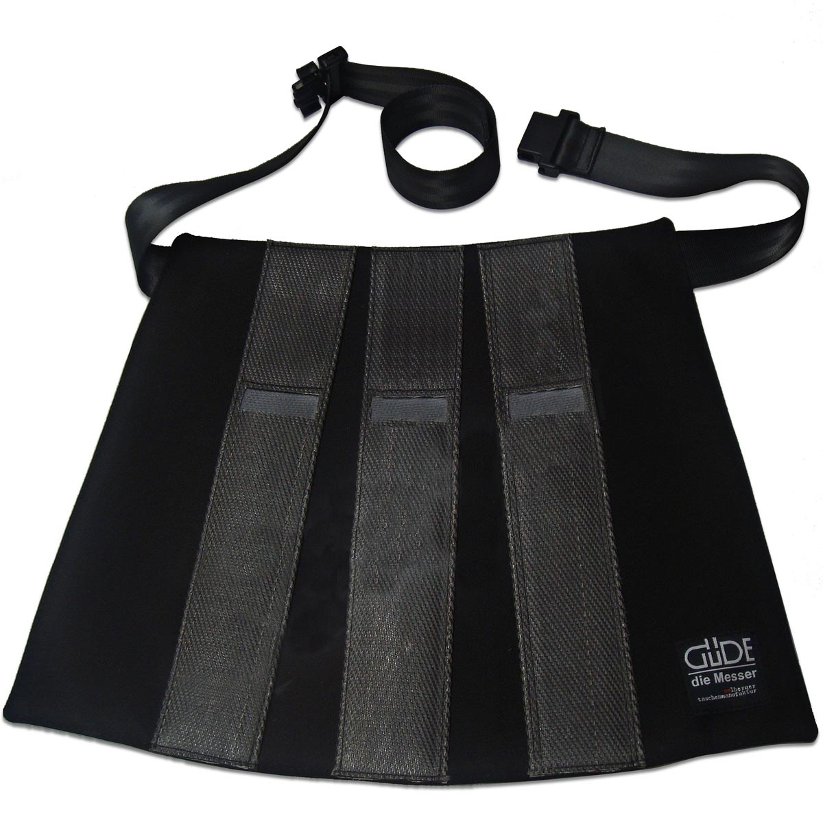 Güde Messerschürze für 3 Messer günstig online kaufen