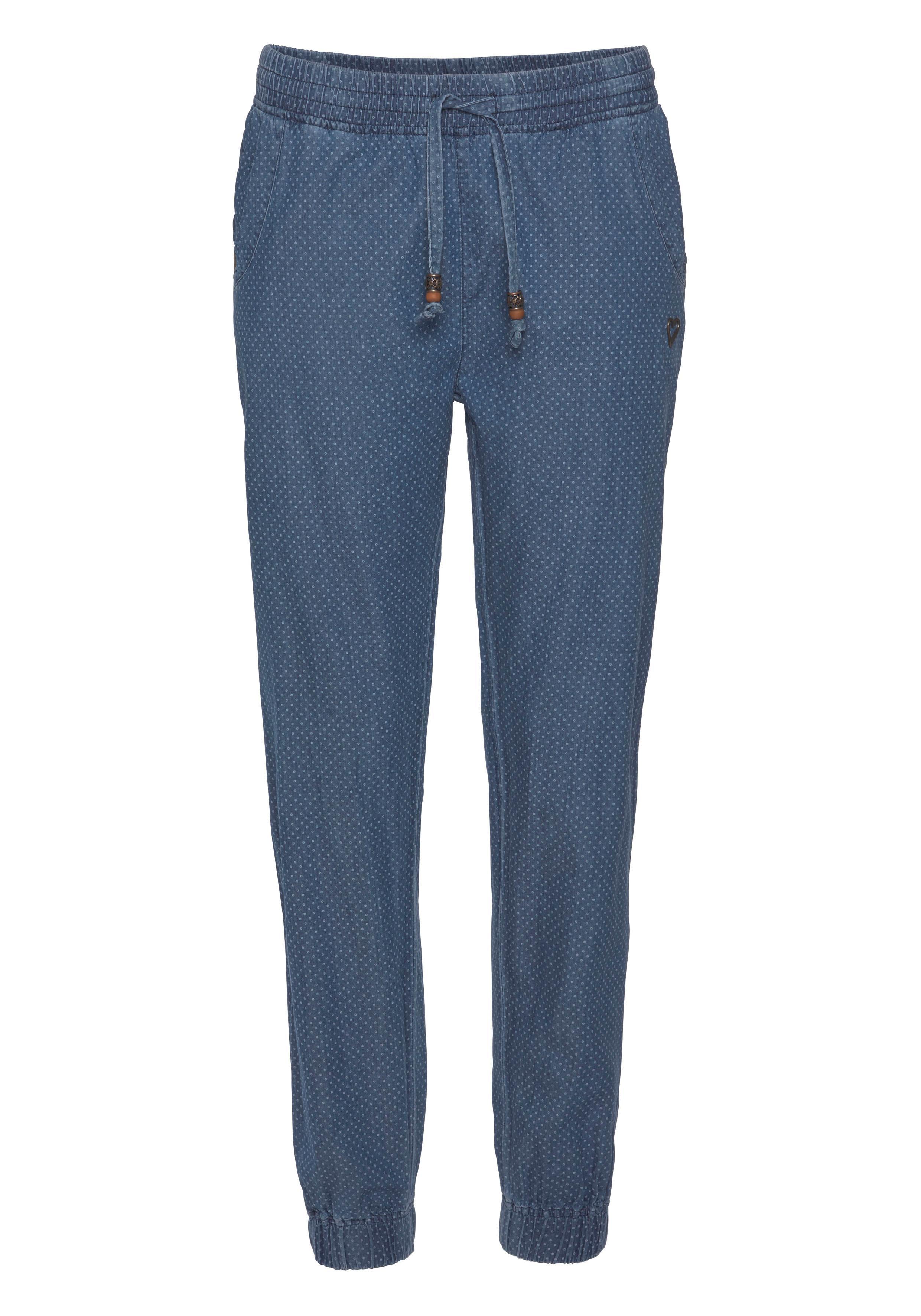 Alife & Kickin Jogger Pants »AliciaAK C« in Jeans-Optik mit Elasthan günstig online kaufen