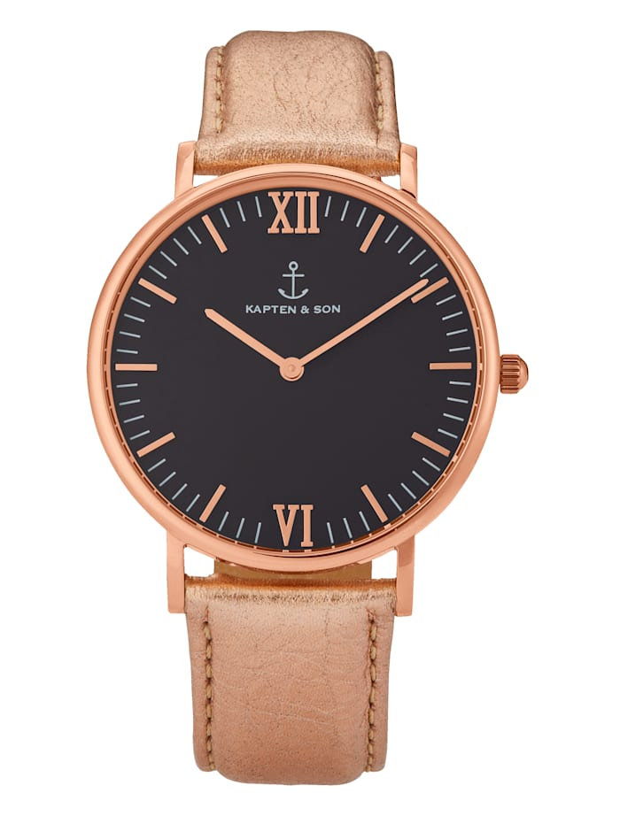 Armbanduhr, KAPTEN & SON günstig online kaufen
