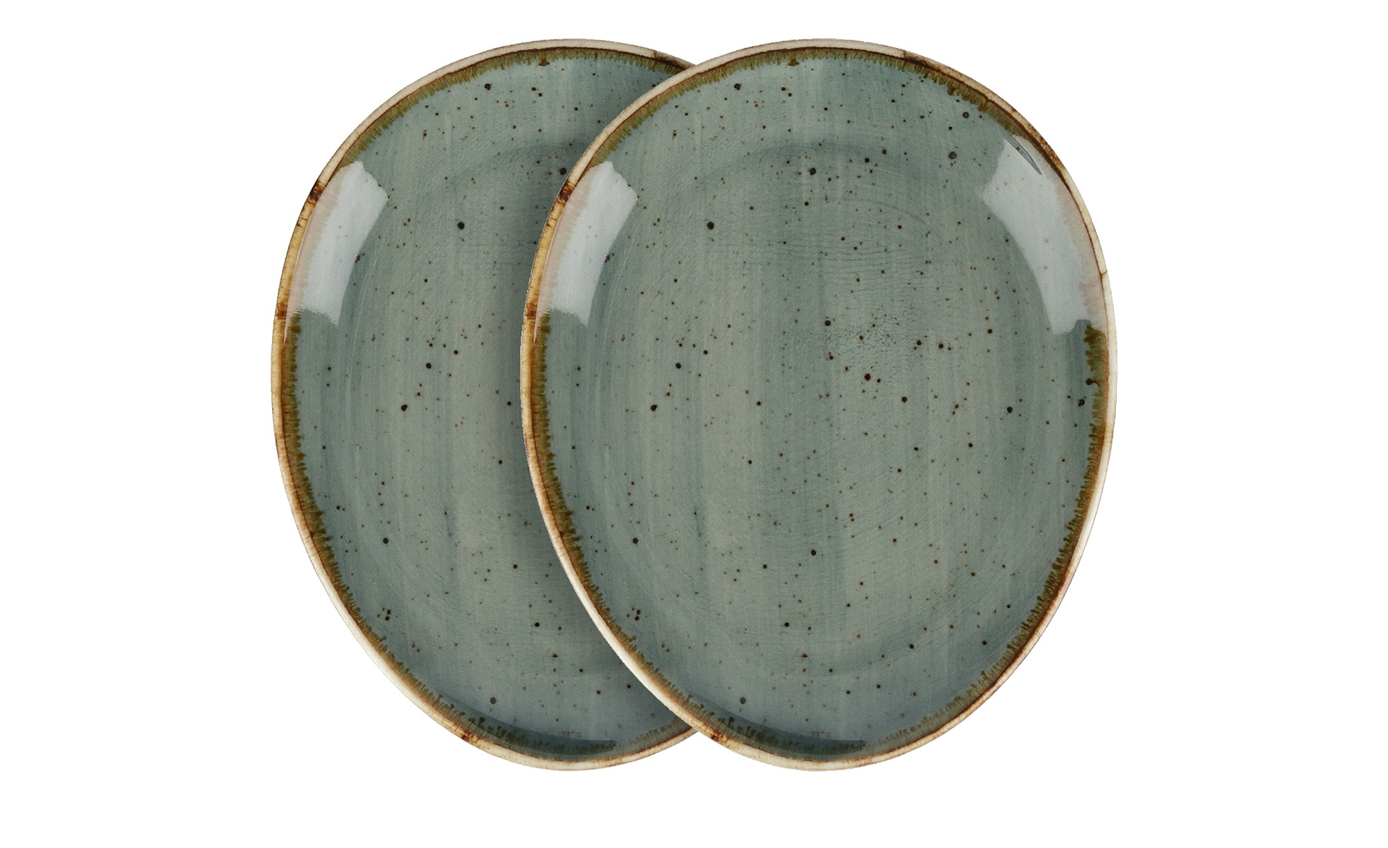 Platten, 2er-Set Einzelgeschirrteile - Höffner günstig online kaufen