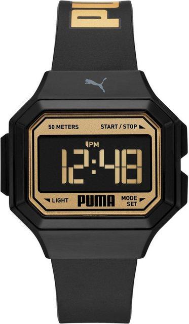 PUMA Digitaluhr P1055,MINI REMIX günstig online kaufen