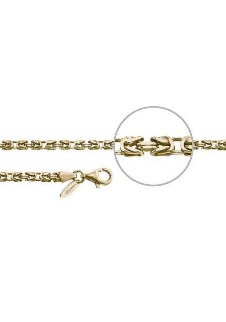 Der Kettenmacher Silberkette »Königskette diamantiert, ca. 3,0 mm breit, KÖ günstig online kaufen