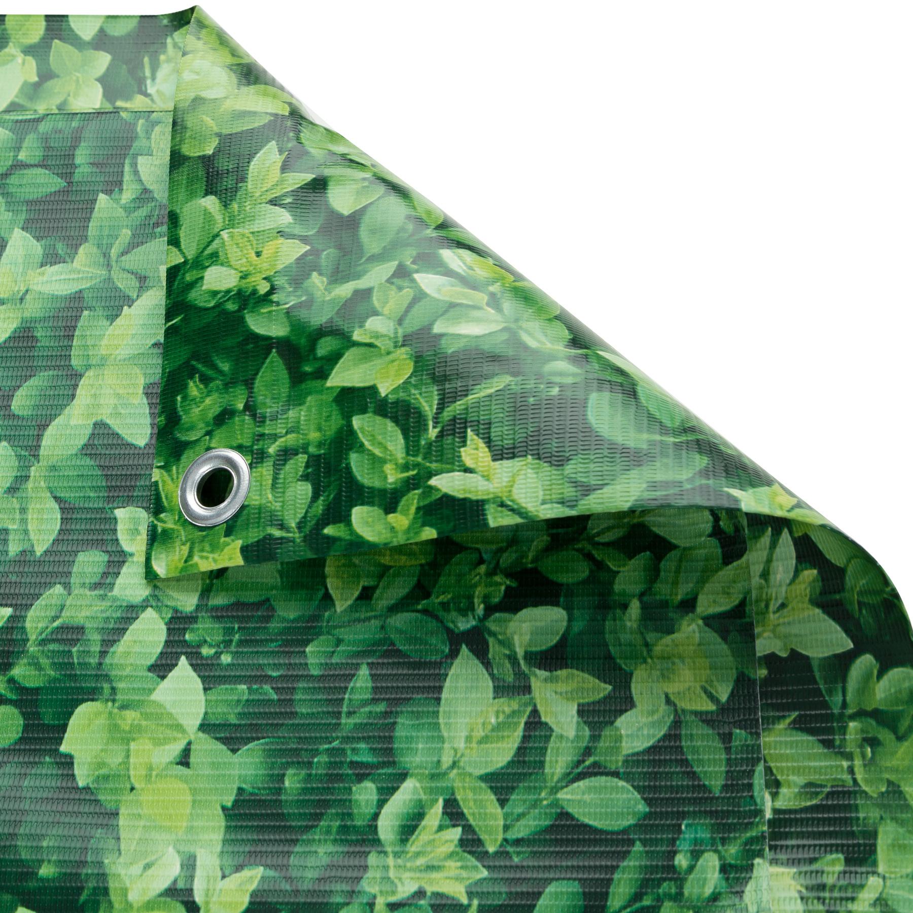 Balkon Sichtschutz, Version 1 - grünes Laub, 90 cm günstig online kaufen