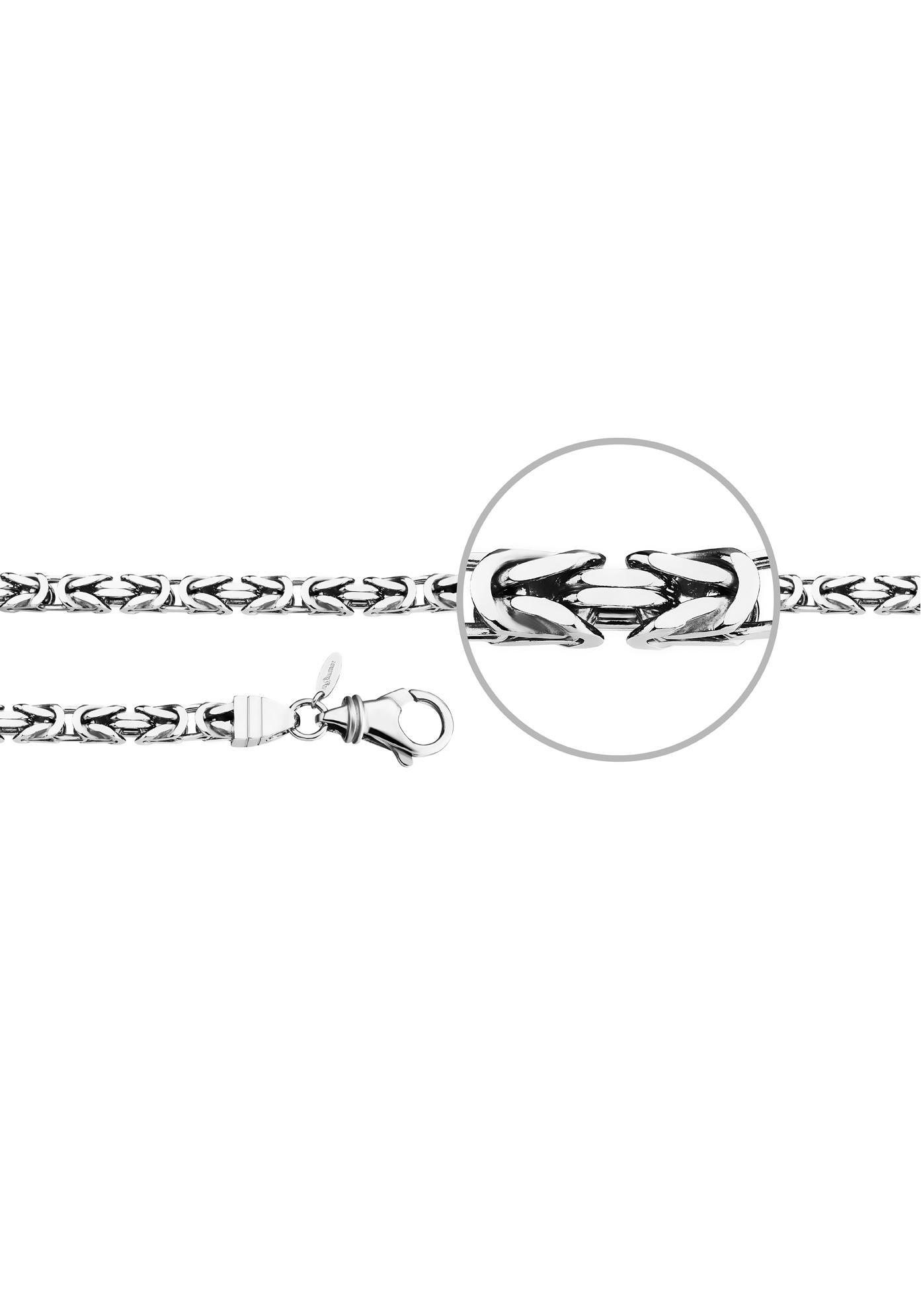 Der Kettenmacher Königsarmband »KÖ5-21S, KÖ5-23S« günstig online kaufen