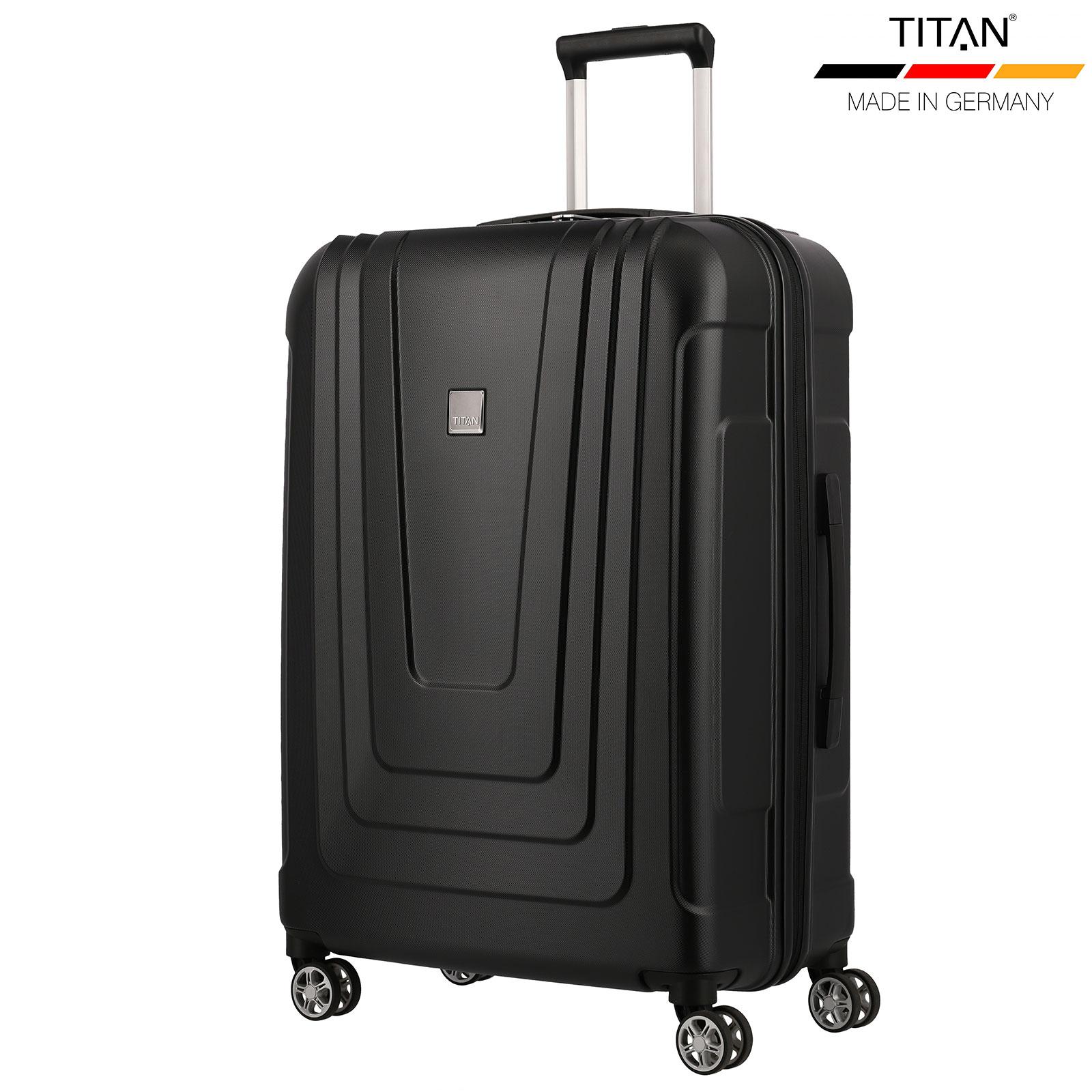TITAN X-RAY 72cm Trolley M+ Atomic Black günstig online kaufen