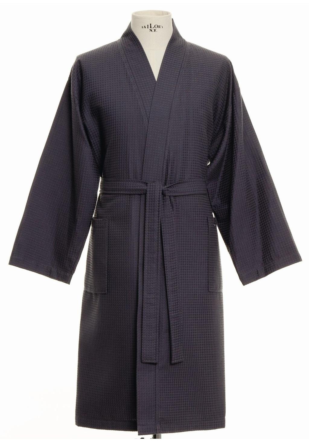 Möve Kimono Homewear, (1 St.), Piquée-Oberfläche günstig online kaufen