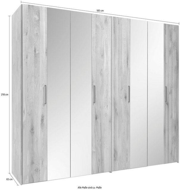 Premium collection by Home affaire Falttürenschrank »Rödvig« in unterschied günstig online kaufen