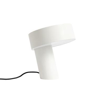 Slant Tischleuchte / Metall - Hay - Weiß günstig online kaufen