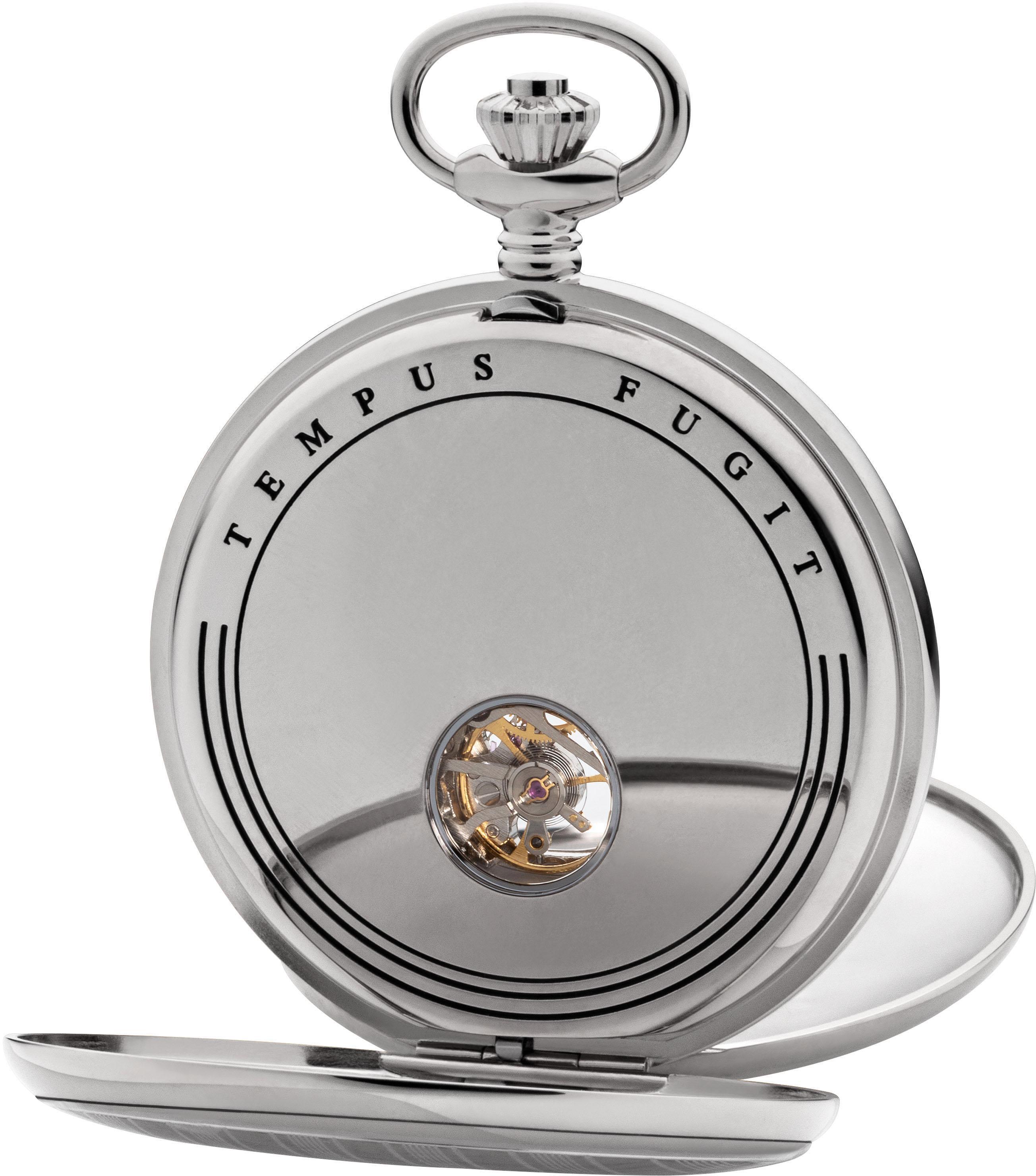Regent Taschenuhr 11340136, (Set, 2 tlg., inkl. Kette) günstig online kaufen