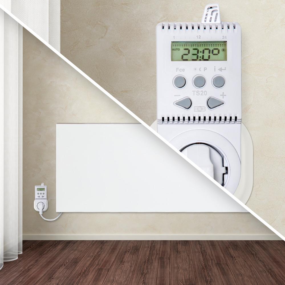 Thermostat für Steckdose TS20 günstig online kaufen