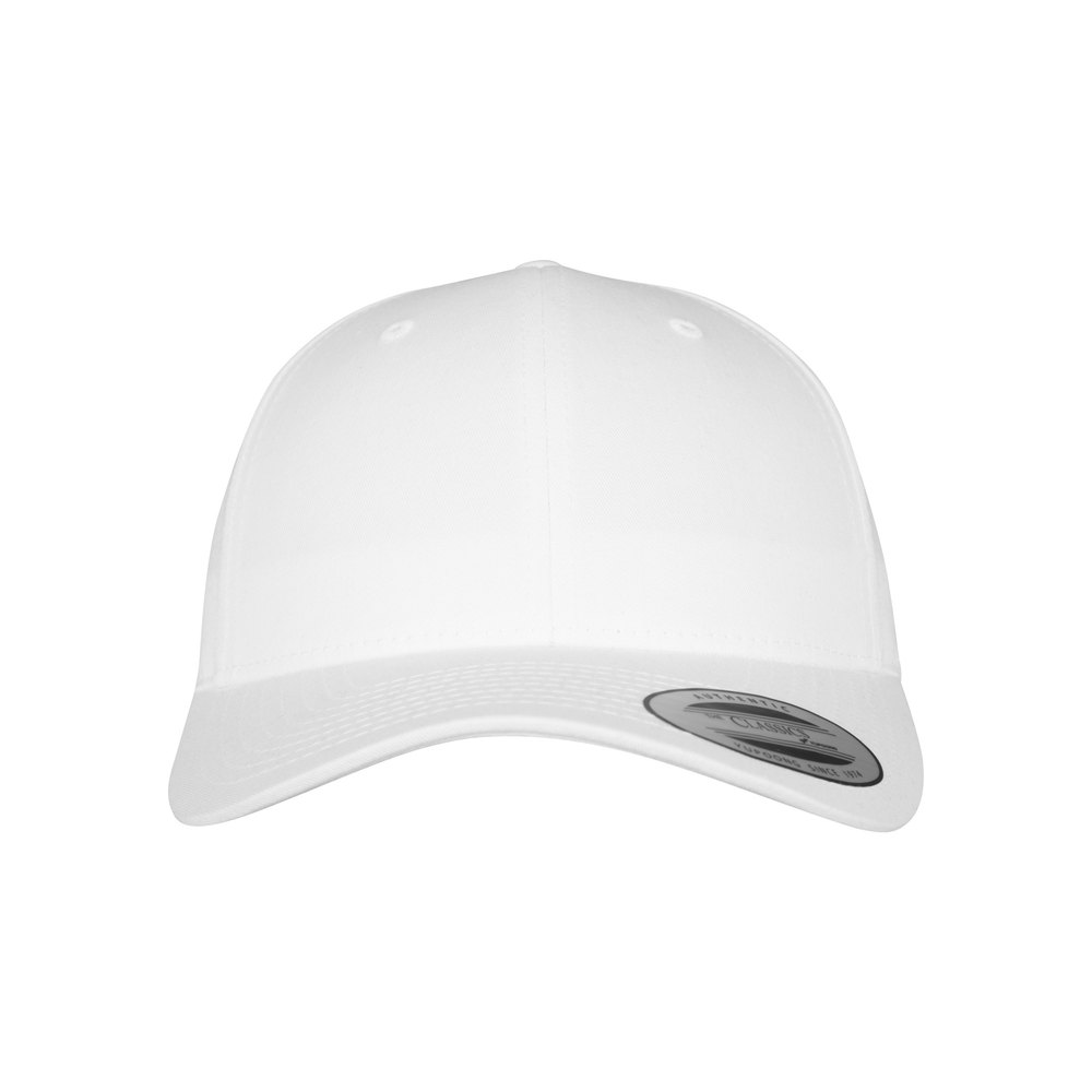 Flexfit Cap Curved One Size White/White günstig online kaufen
