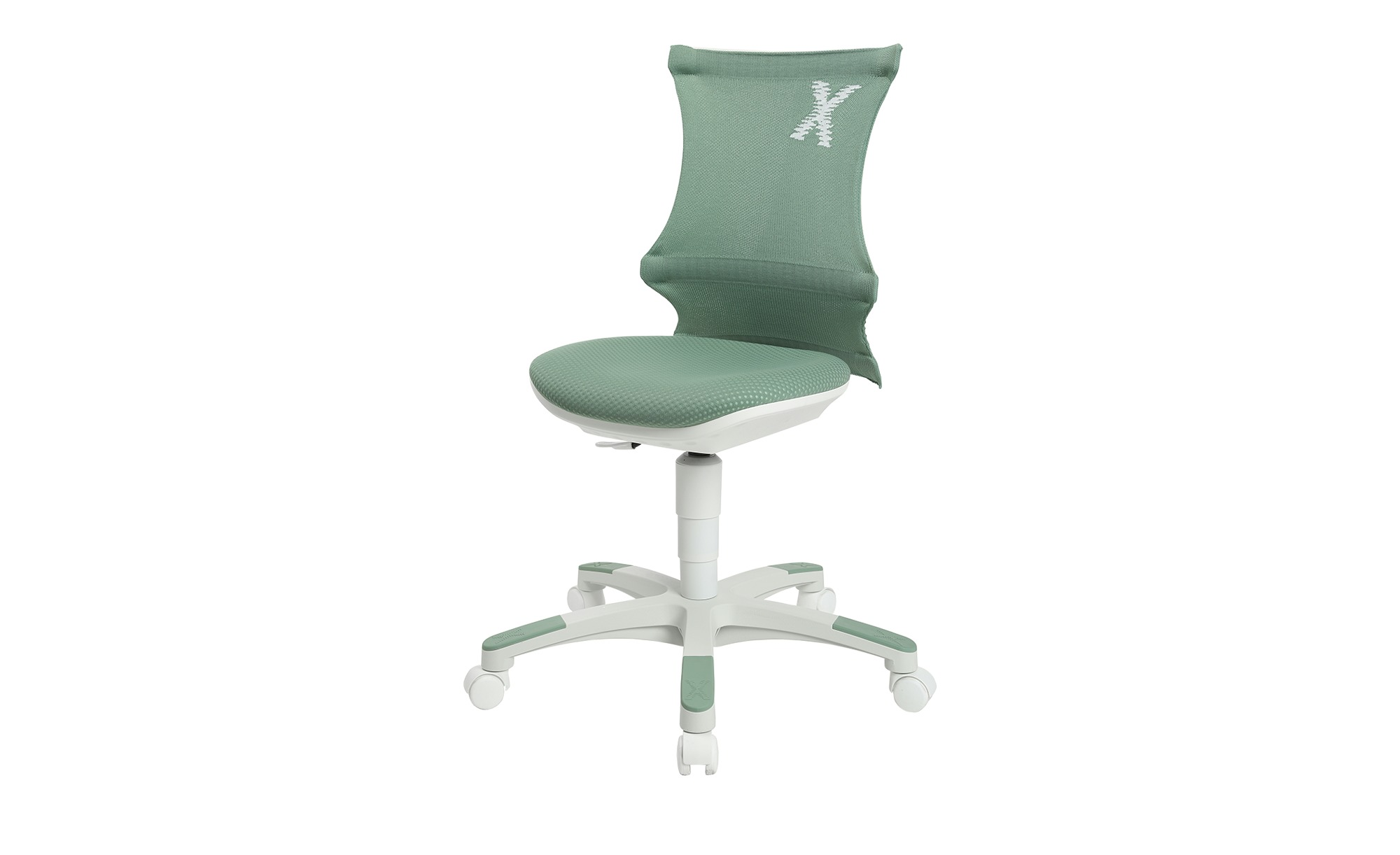 Sitness X KInder- und Jugenddrehstuhl - grün - Stühle > Bürostühle > Drehst günstig online kaufen