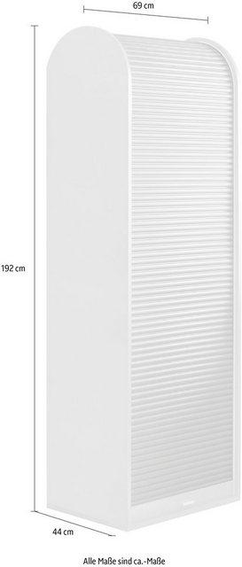Jalousieschrank »Big System Office« Breite 69 cm günstig online kaufen