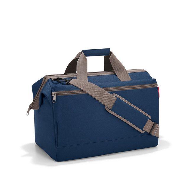 allrounder L pocket dark blue - Blau günstig online kaufen