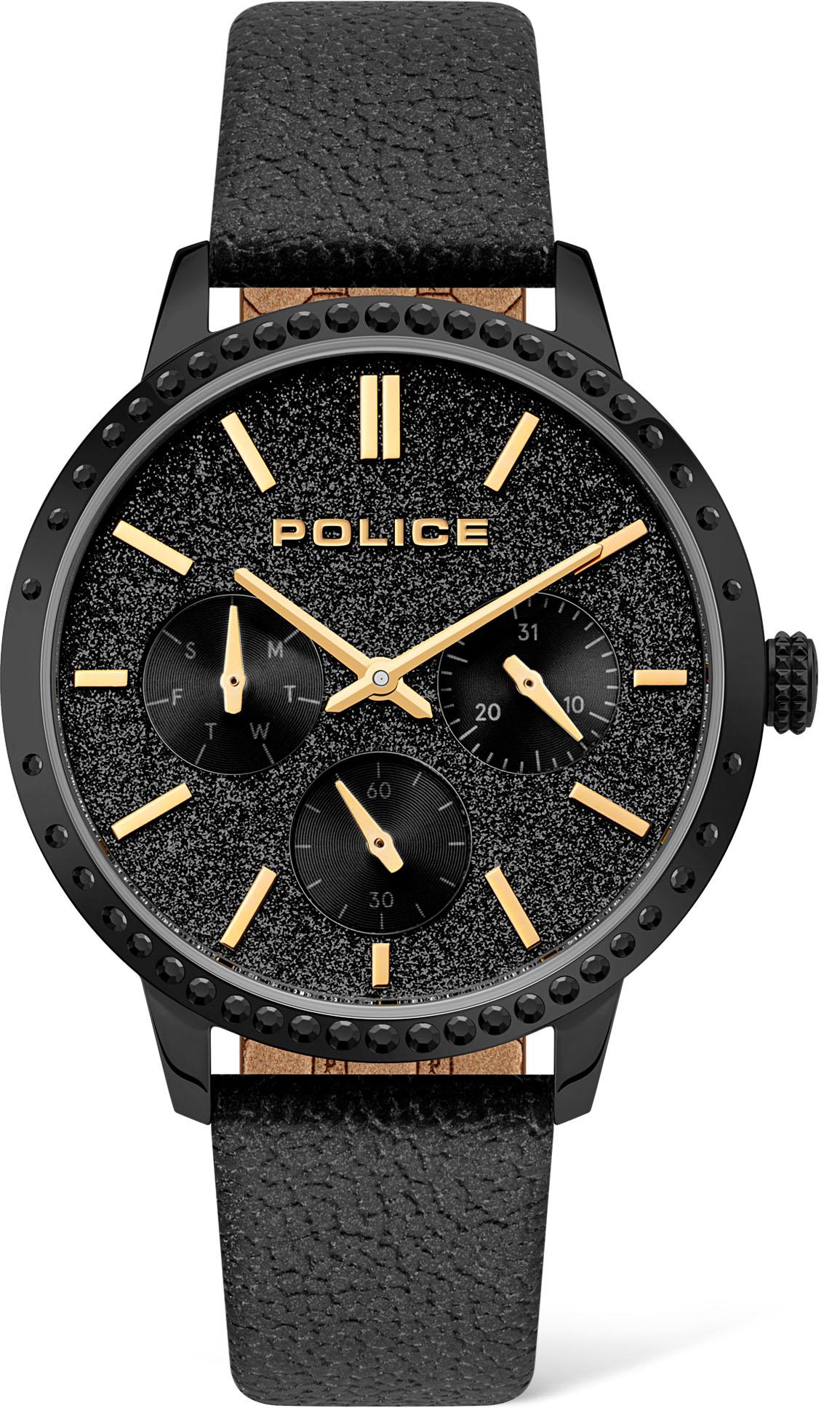 Police Multifunktionsuhr LUMBINI, PL16069MSB.02 günstig online kaufen