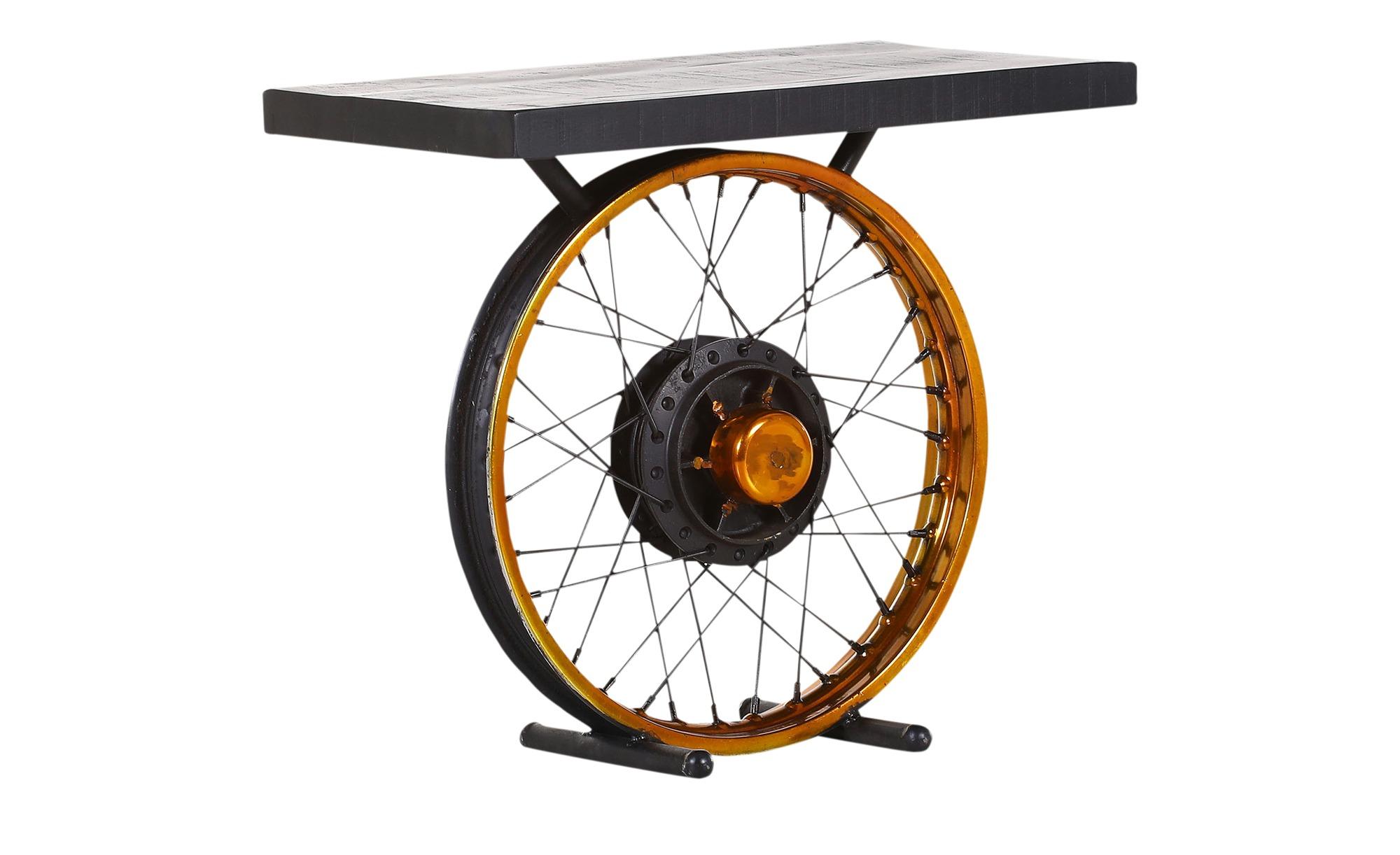 Beistelltisch   Slow Ride ¦ schwarz Tische > Beistelltische > Beistelltisch günstig online kaufen