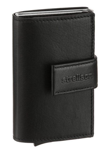 Strellson Kartenetui carter c-two e-cage sv8f, in schlichter Optik günstig online kaufen