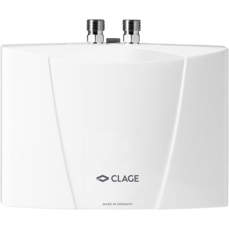 Clage E-Kleindurchlauferhitzer MBH6 EEK: A Hydraulisch 5,7 kW günstig online kaufen