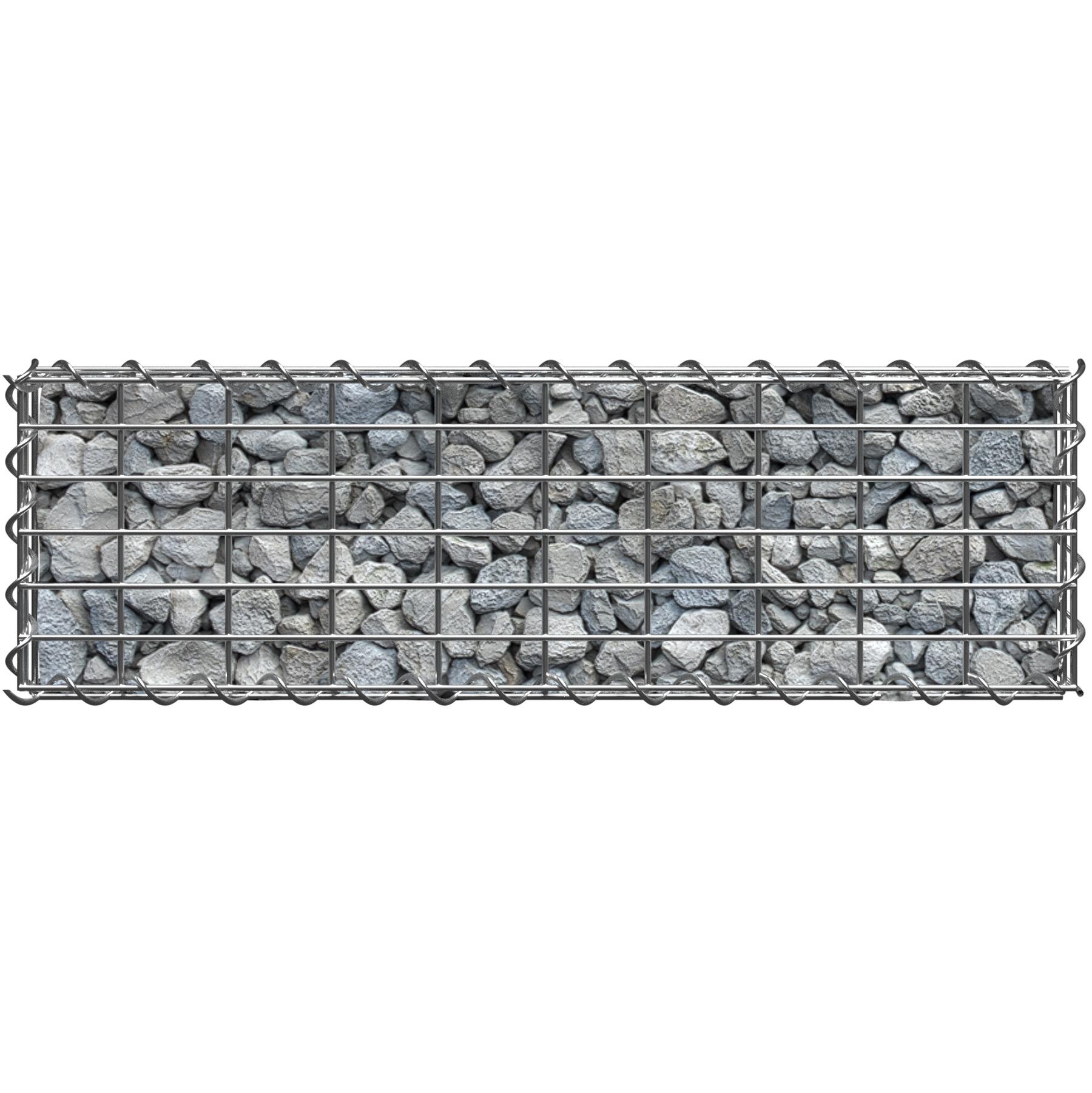 Gabione Steinkorb 100 x 30 x 30 cm günstig online kaufen