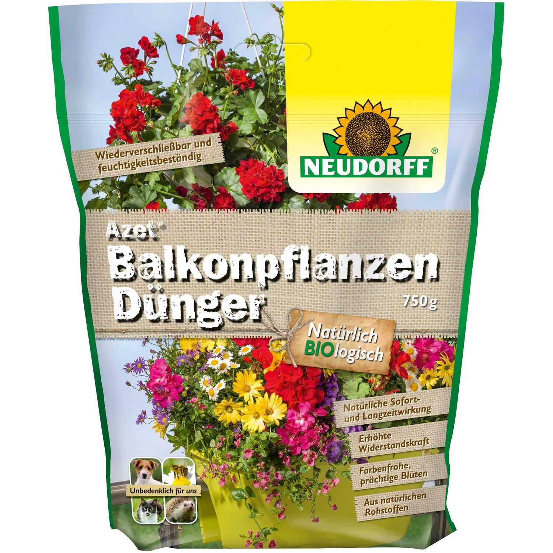 Neudorff Azet Balkonpflanzen-Dünger 750 g günstig online kaufen