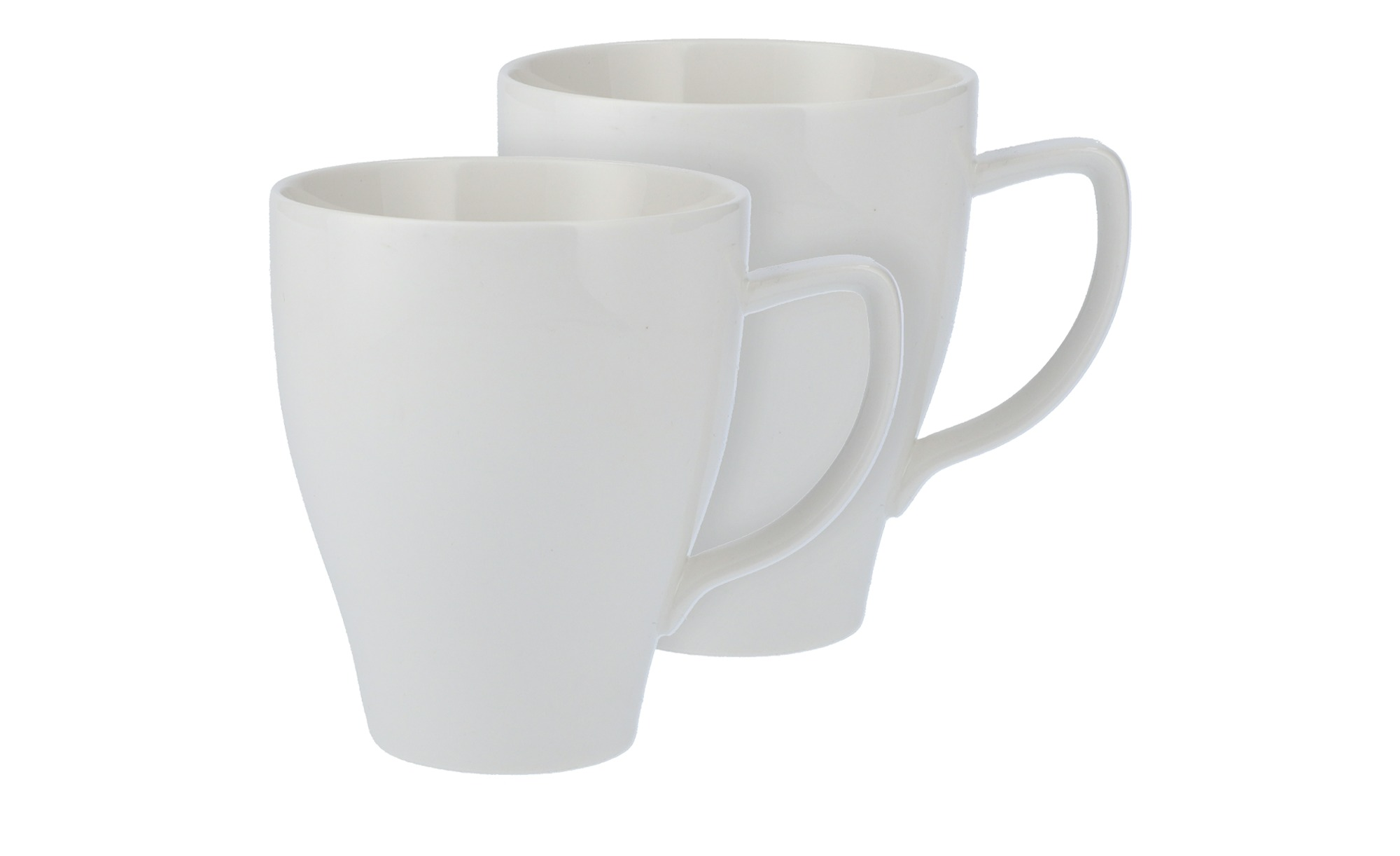 Kaffeebecher, 2er-Set Becher - Höffner günstig online kaufen