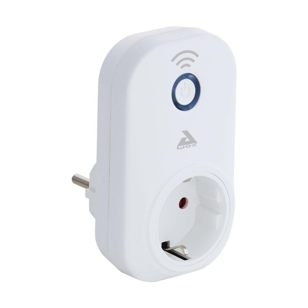 Connect Smarte Steckdose Plus 15M Reichweite mit Verbrauchskontrolle unters günstig online kaufen