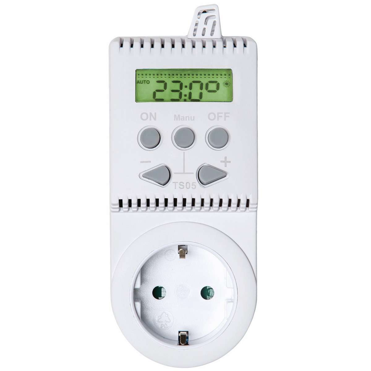 Thermostat für Steckdose TS05 - weiß günstig online kaufen