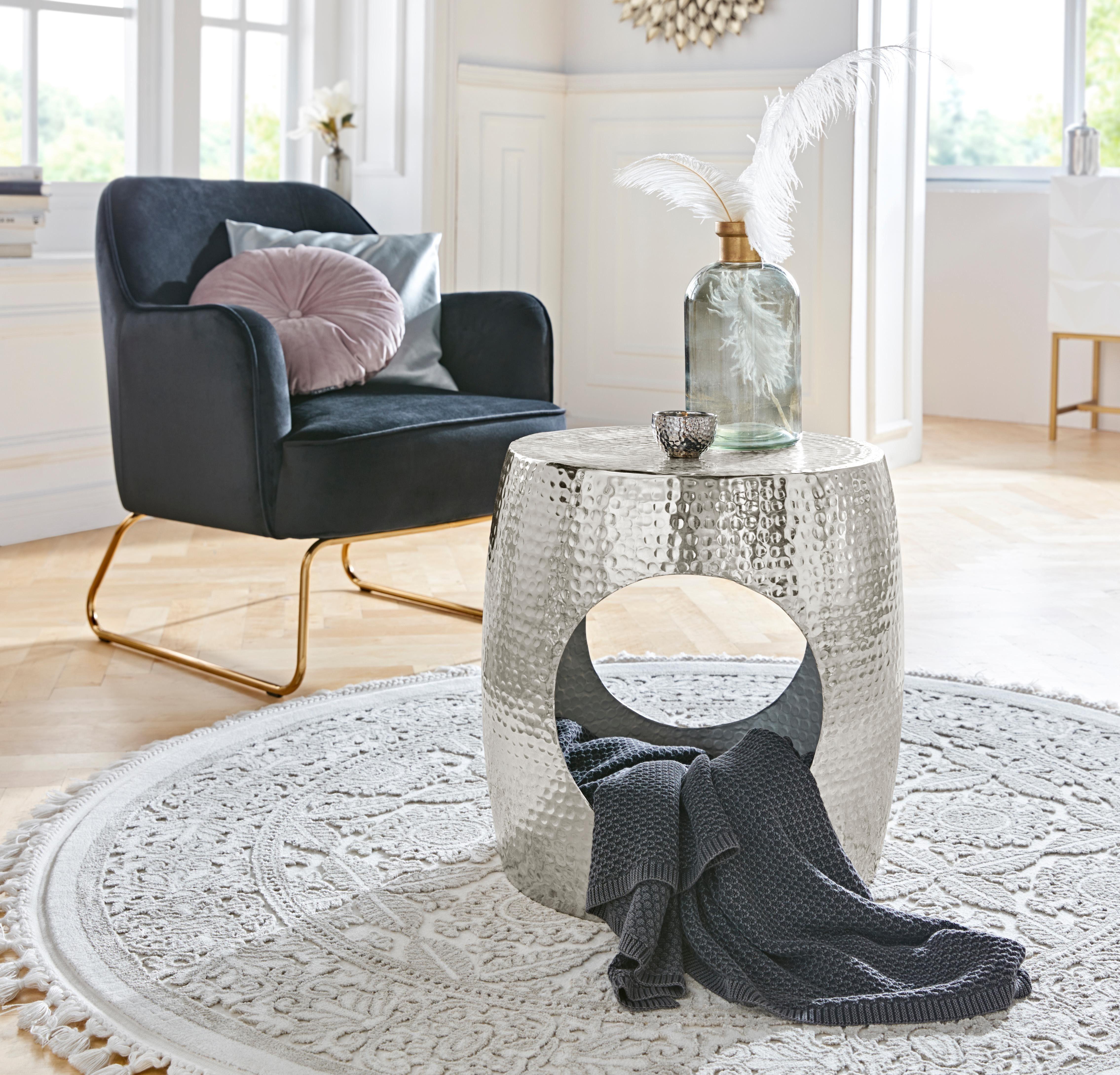 Leonique Couchtisch Velp, mit rundem Hohlraum in der Mitte, für eine besond günstig online kaufen